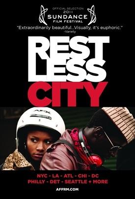 Restlesscity