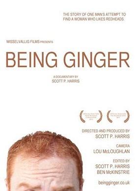 Beingginger
