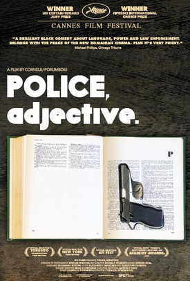 Policeadjective
