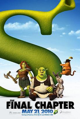 Shrekforeverafterposter
