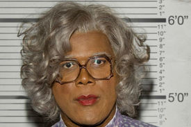 The list of all the movies Tyler Perry's Madea from a