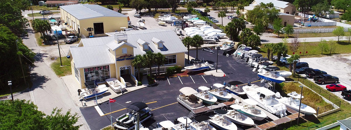 The Boat House New Amp Used Boats For Sale In Florida And