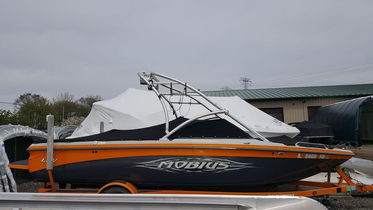 Used 2007 Moomba Mobius LSV For Sale