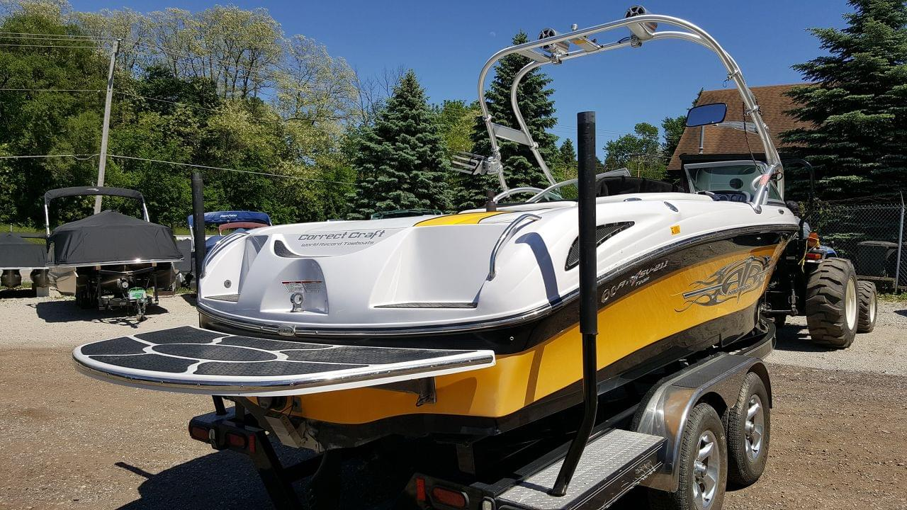 Used 2007 Nautique SV211 Team Stock UBE2317