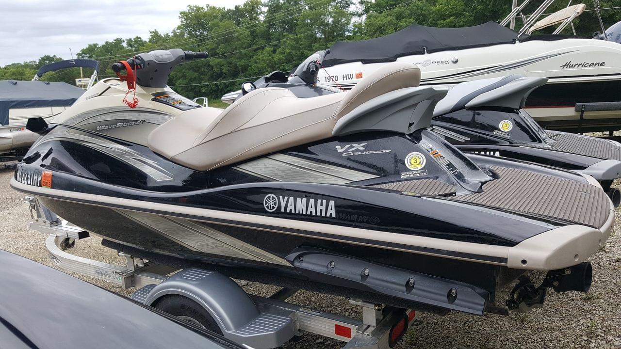 Used 2008 Yamaha Waverunner VX Cruiser, Stock #UBF3017-2 - The Boat ...