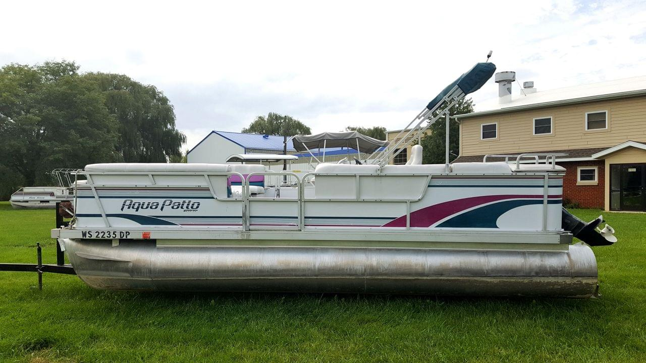 Used 1995 Aqua Patio AP200RE For Sale