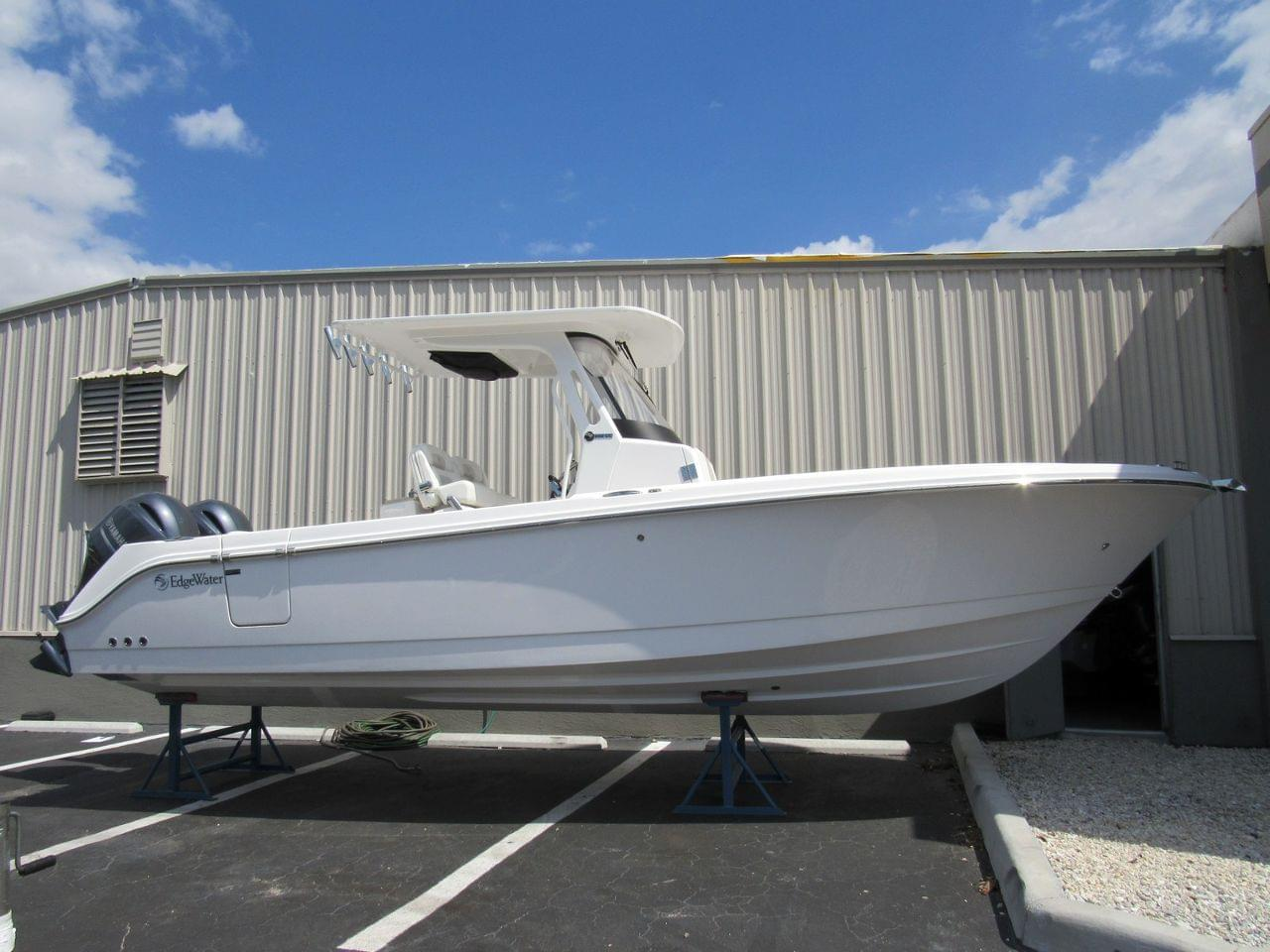 Super Air Nautique Price >> New 2017 Edgewater 262 CC, Stock #29590-B1 - The Boat House