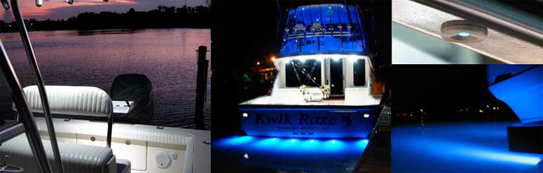marine lighting, underwater lights, led boat lights | boat outfitters, Reel Combo