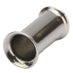 4 Gauge 316L Surgical Steel Double Flared Flesh Tunnel image