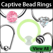 Captive Bead Rings