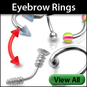 Eyebrow Rings
