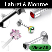 Labret and Monroe