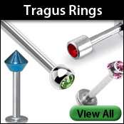 Tragus Rings