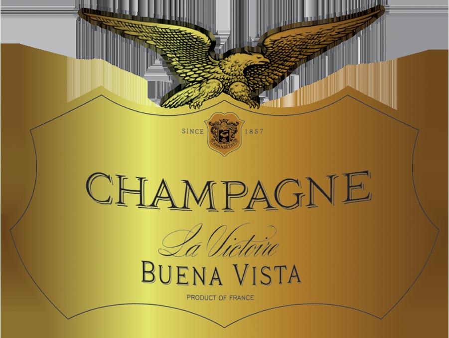La Victoire Brut Champagne Brand Assets Trade Boisset