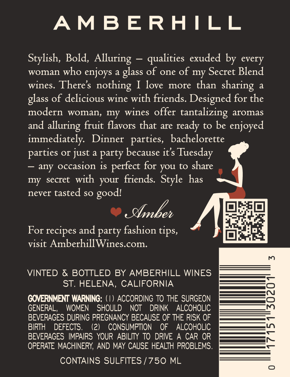 Secret Blend Red Wine Brand Assets Trade Boisset