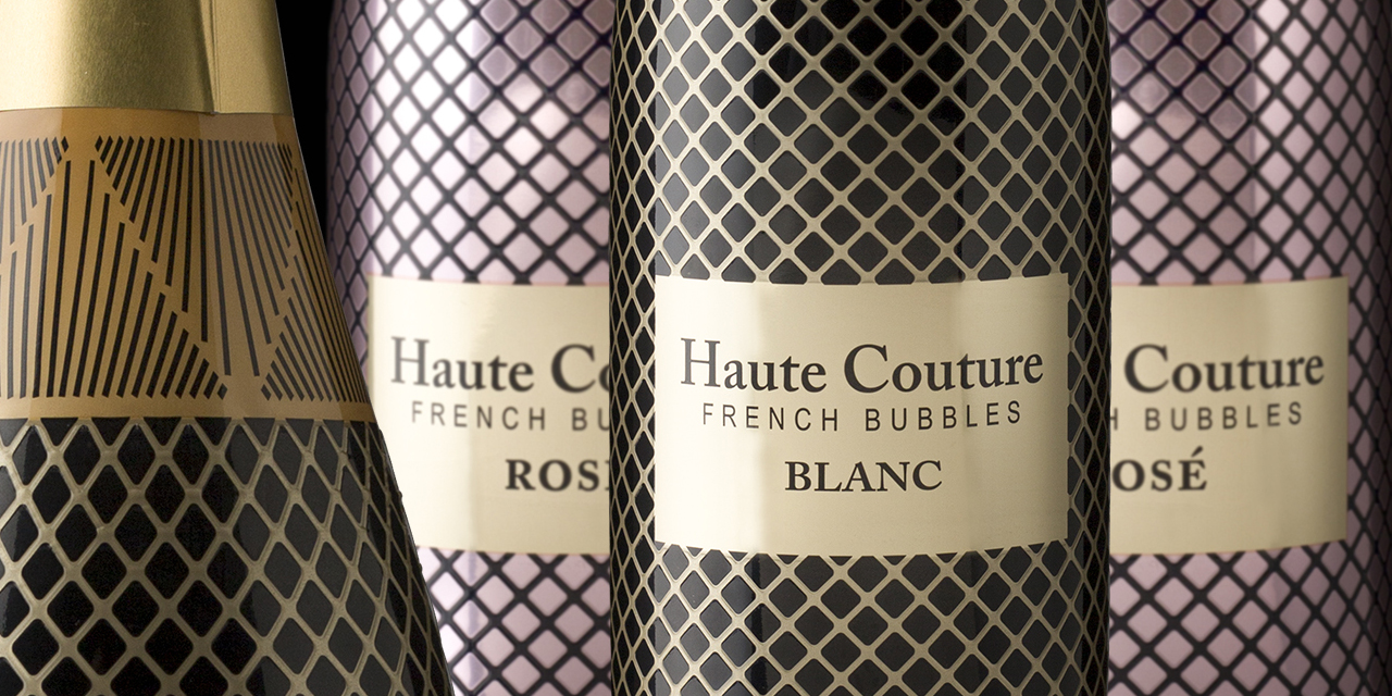 Boisset collection for Haute couture labels