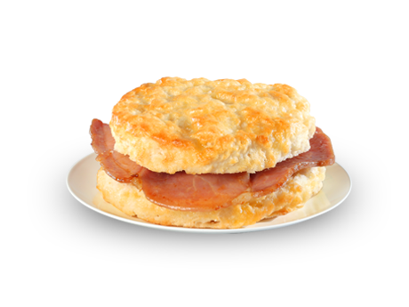 Country Ham Biscuit - Menu - Bojangles' Famous Chicken 'n ...