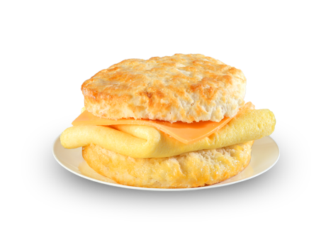 Egg and Cheese Biscuit - Menu - Bojangles' Famous Chicken 'n ...