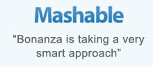 Mashable - Bonanza is taking a very smart approach
