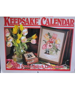 1995 Cross Stitch Keepsake Collection Projects ... - $9.99