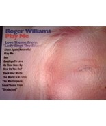 Play Me Roger Williams  33 1/3  Vinyl Record 1972 MCA