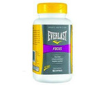 Buy Nutrition - Everlast Nutrition Focus 90 caps