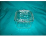 Buy Federal Clear Refridgerator Dish Square With Vegetables