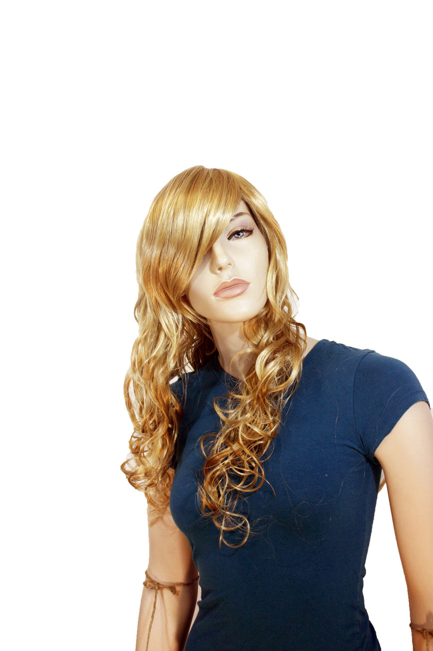 Roxanna (Color# 24bh613) Synthetic Hair Wig (8133024bh613zx)
