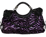 Buy Handbags - ZEBRA PRINT HANDBAG