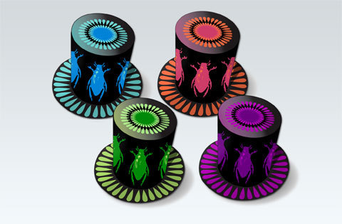 Mini Top Hat by The Needle Nerd | Crocheting Pattern
