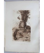 Love at the Judgement of Paris 1889 Lithograph - $129.95