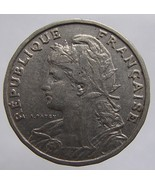 ANTIQUE Over 100 Years Old 1904 FRANCE 25 Centi... - $9.99