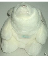 RARE 1980 BABY SNUFFLES Plush Polar Bear 8