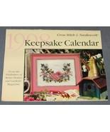 1998 Cross Stitch & Needlework Keepsake Calenda... - $9.50