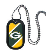 Green Bay Packers NFL Dogtag Necklace - $13.00