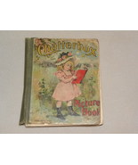 Book Childrens Chatterbox 1892 Antique - $50.00