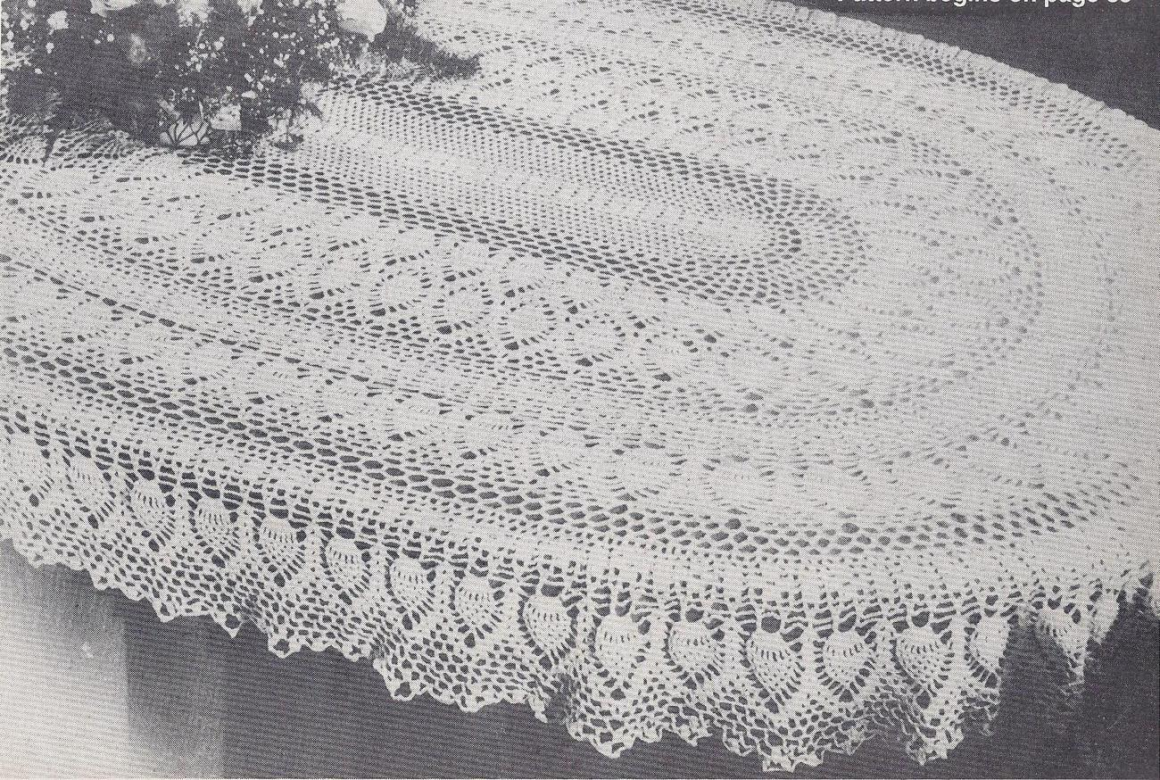 Free Crochet Oblong Tablecloth Patterns : Free hosting, web host free, free websites hosting, cpanel ...