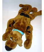 Large Scooby Dool Flat Pillow Plush Stuffed Animal Puppy Dog Not Talking Hugs