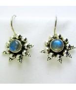 Neon Blue Flash Labradorite Cabochons Star Ster... - $59.61
