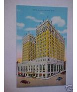 Old Postcard Picture Linen Hotel Duluth MN 1940s - $3.50