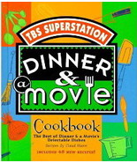 Dinner And A Movie Cookbook TBS TV program Dele... - $9.99