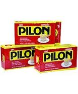 Lot of 3 Cafe Pilon Cuban Espresso 100 % Arabic... - $19.99