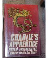 Old Book Lg Print 1994 HC DJ Charlies Apprentic... - $1.25