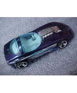 '93 HotWheels Sports Car Thailand Purple - $2.79