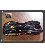 2002 HotWheels Ground FX 2 Pc Car Black & Decals - $2.79