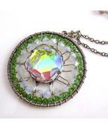Mystic Quartz Necklace - $125.00