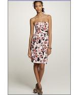 NWT J. Crew Watercolor Potpourri Ames Dress siz... - $75.00