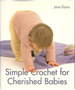 Simple Crochet for Cherished Babies book by Jan... - $8.00