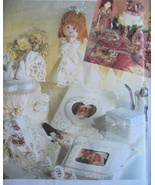 Simplicity 7086 New Craft Pattern Bridal Access... - $6.95