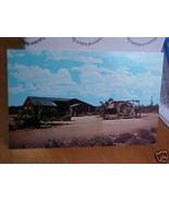 1960's Ad Postcard Mining Camp Restaurant Near ... - $3.50